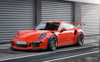 2018 Porsche 911 GT3 Bows With 500 HP 4.0-Liter and Six-Speed Manual